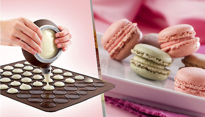Bargain Macaron Baking Kit Stockists