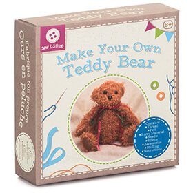Bargain Make Your Own Teddy Bear Stockists