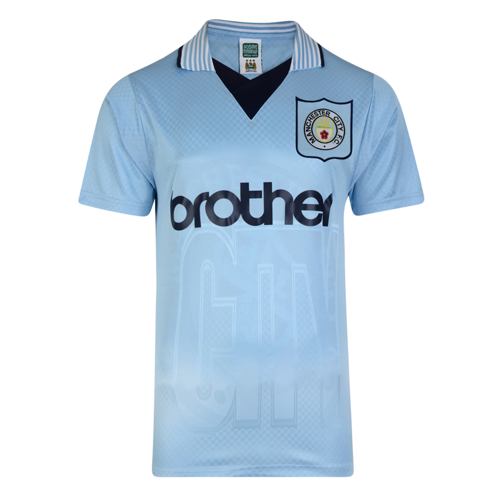 Best Manchester City 1996 Retro Football Shirt Stockists