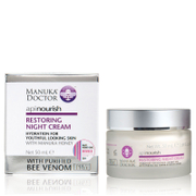 Bargain Manuka Doctor ApiNourish Restoring Night Cream 50ml Stockists