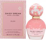 Bargain Marc Jacobs Daisy Dream Blush Eau de Toilette 50ml Spray Stockists