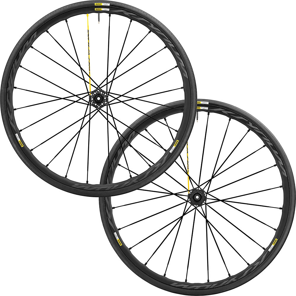 Bargain Mavic Ksyrium Pro Disc Road Wheelset 2017 Stockists