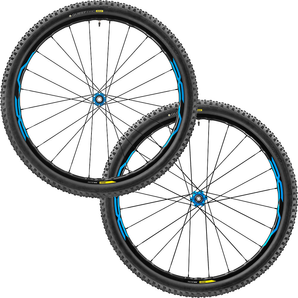 Bargain Mavic XA Elite MTB Wheelset 2017 Stockists
