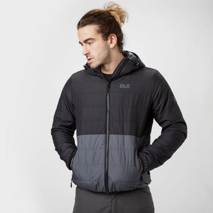 Stockists of Men's Cooper Bay Insulated Jacket
