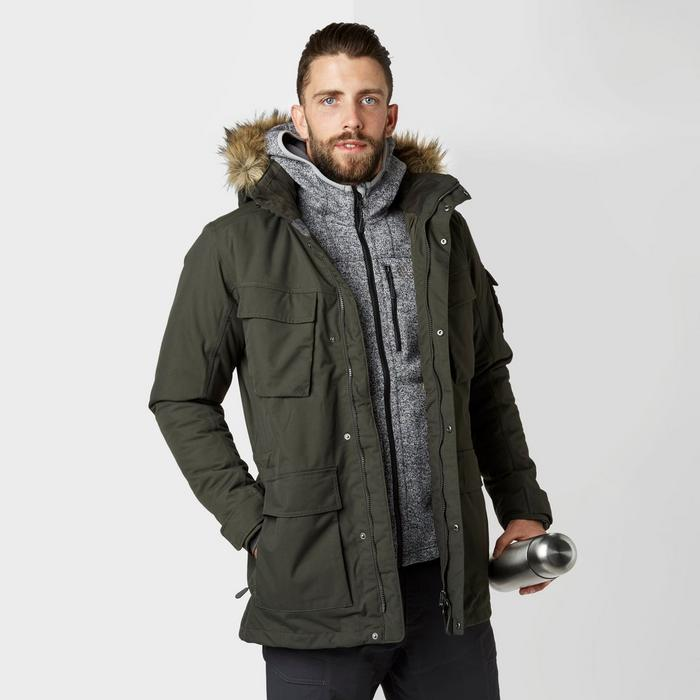 Stockists of Men's Glacier Canyon Texapore® Parka
