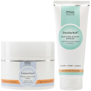 Bargain Mio Prevent Dry Skin Duo (Worth £58) Stockists