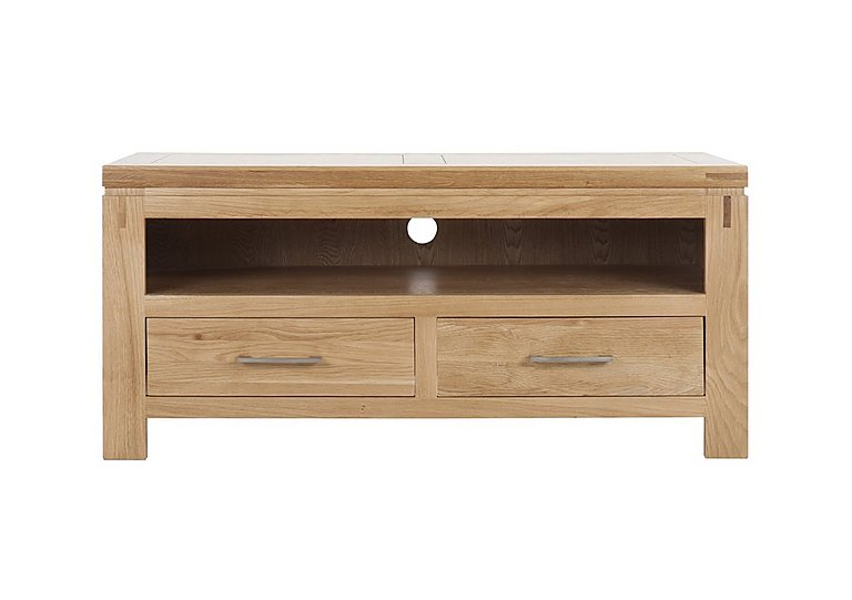Bargain Modena Oak Entertainment Unit with Drawers Stockists