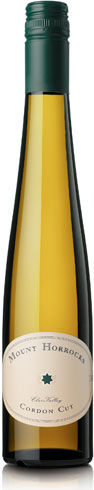 Stockists of Mount Horrocks - Cordon Cut Clare Valley Riesling 2015 12x 37.5cl Half Bottles