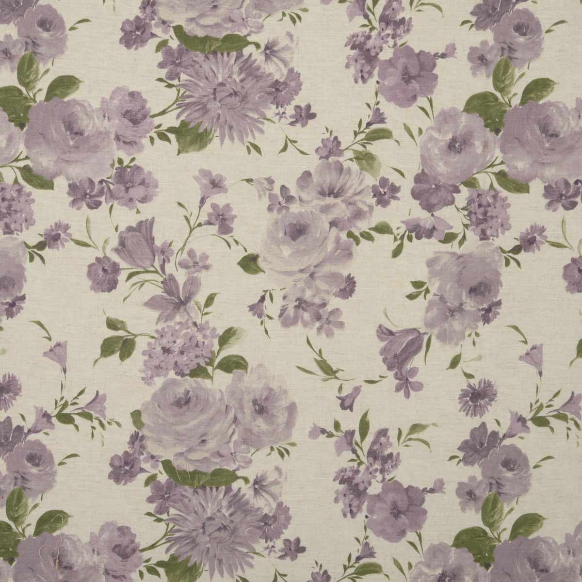 Stockists of Mulberry Amelie Curtain Fabric