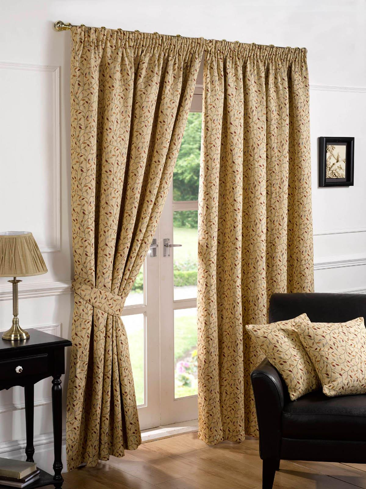 Bargain Multi Harrogate Ready Made Lined Curtains Stockists
