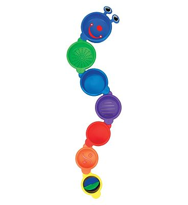 Bargain Munchkin Caterpillar Spillers Bath Cups & Toys Stockists