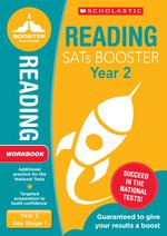 Bargain National Curriculum SATs Booster Programme: Reading Workbook (Year 2) x 10 Stockists