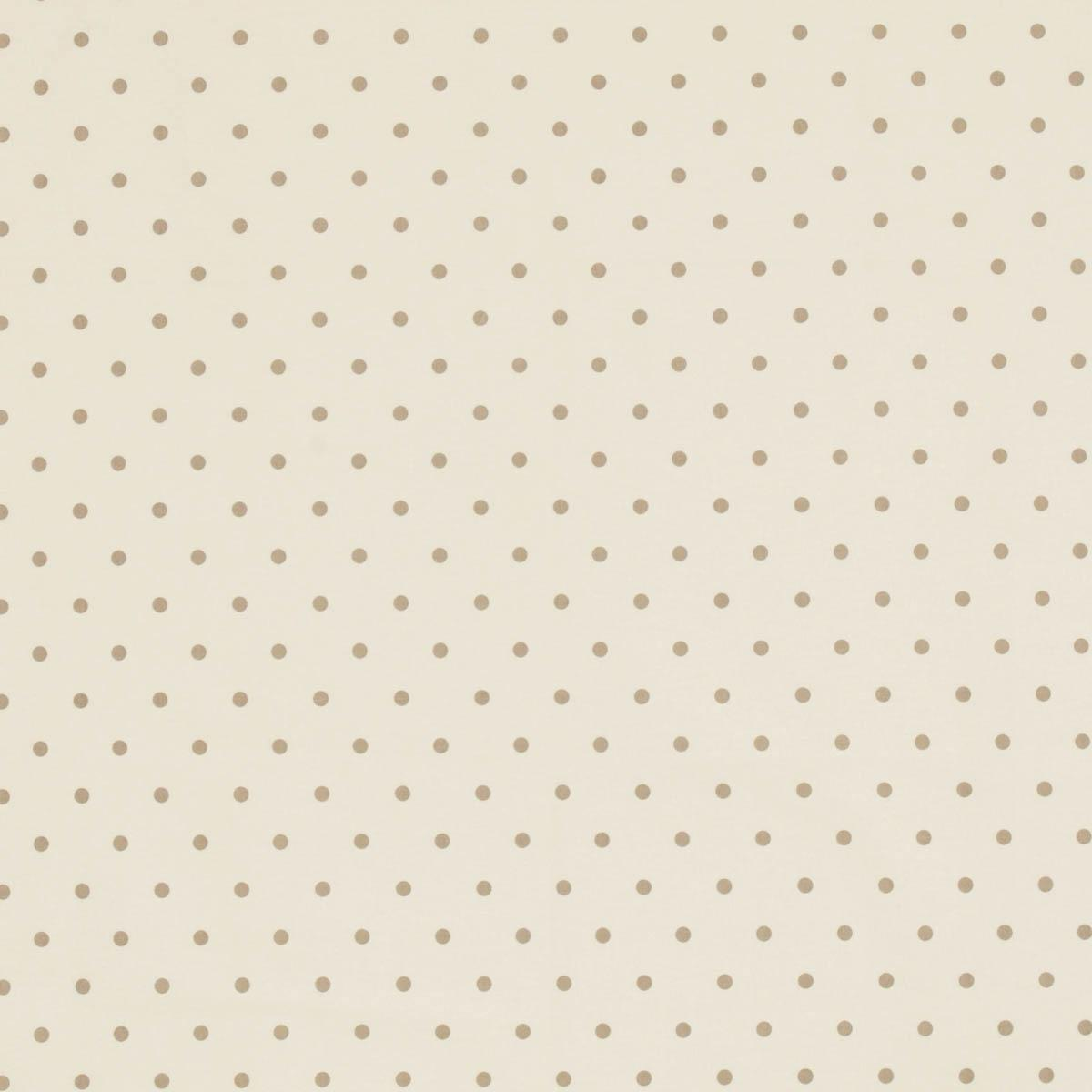Bargain Natural Dotty PVC Fabric Stockists