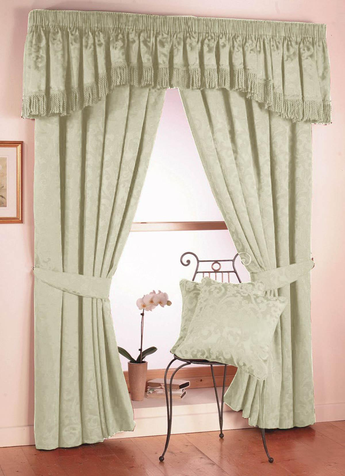 Stockists of Natural Eton Ready Made Curtains