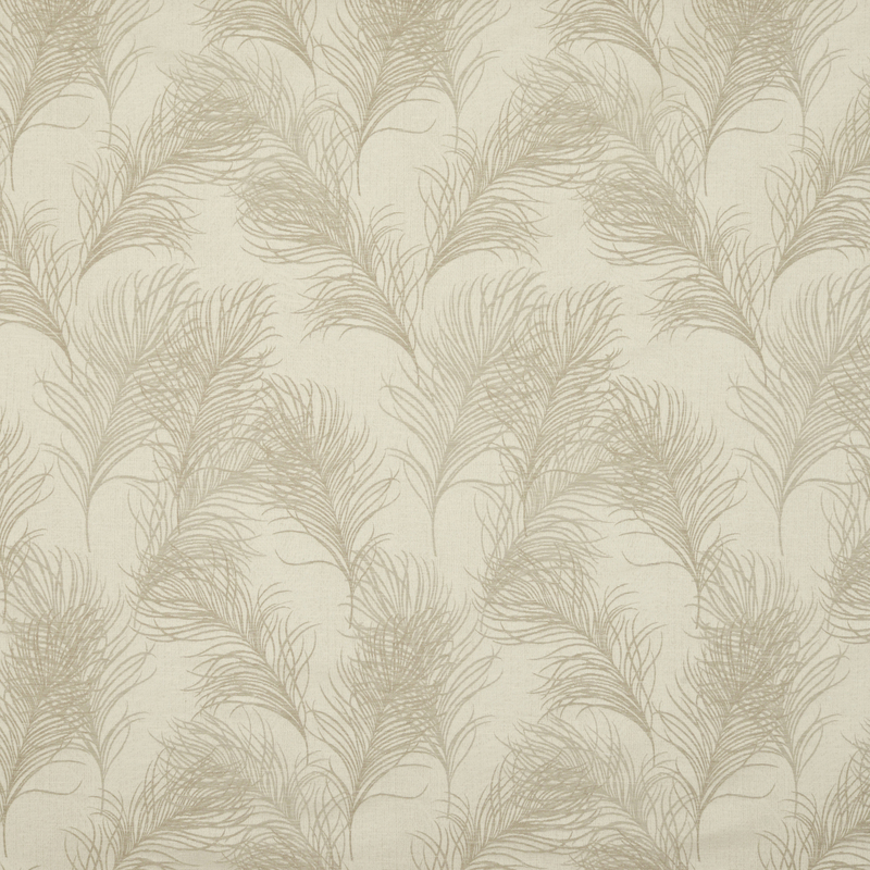 Stockists of Natural Feather Curtain Fabric