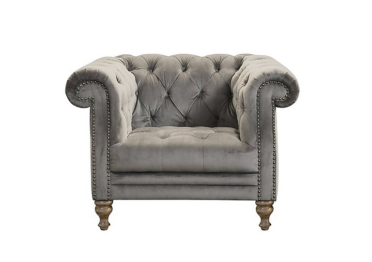 Bargain New England Yale Fabric Armchair Stockists