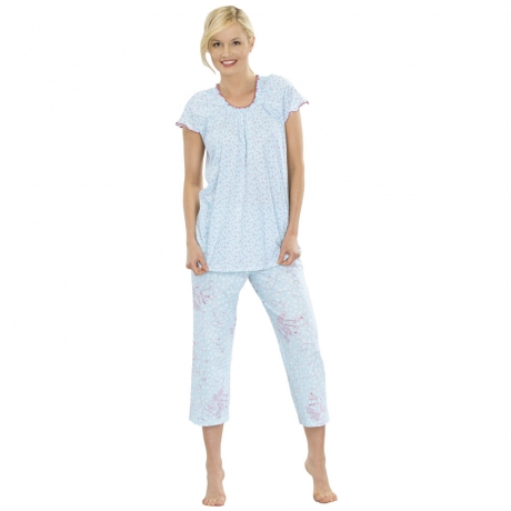 Bargain New Spirit Cropped PJ Set Stockists