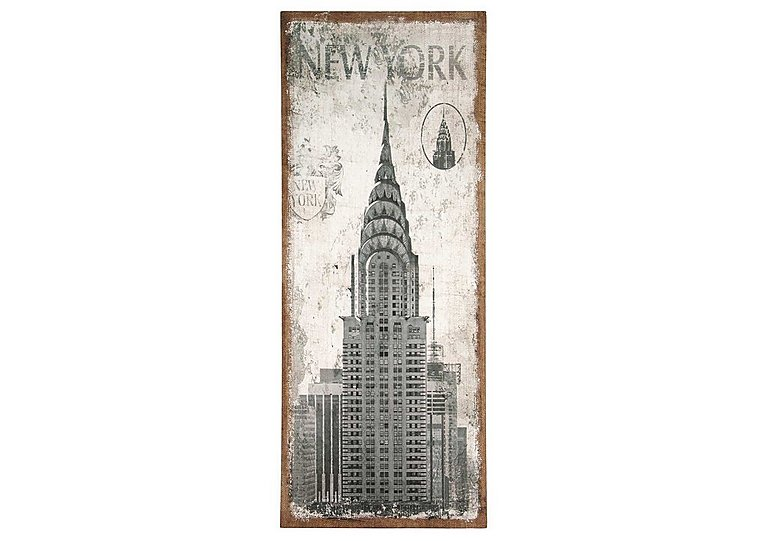 Bargain New York Oblong Wall Canvas Stockists