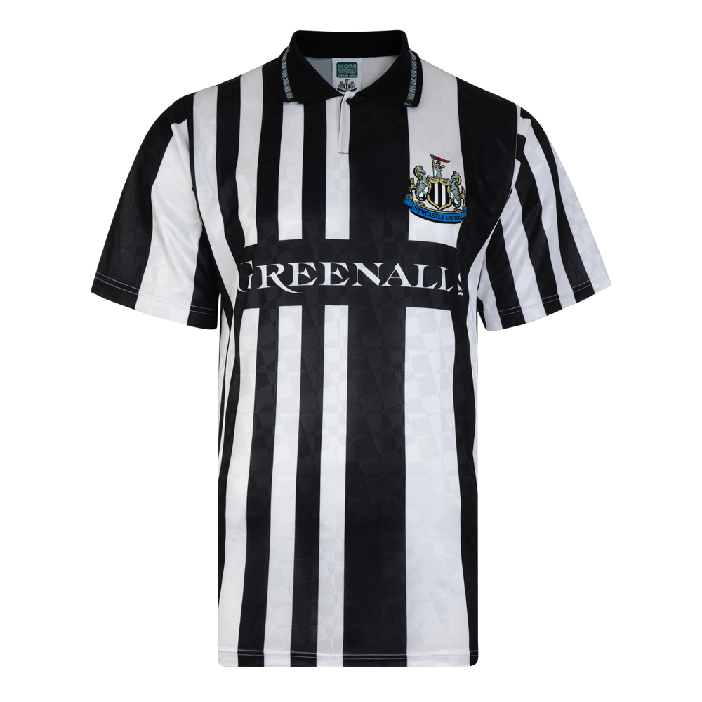 Stockists of Newcastle United 1990 Retro Football Shirt