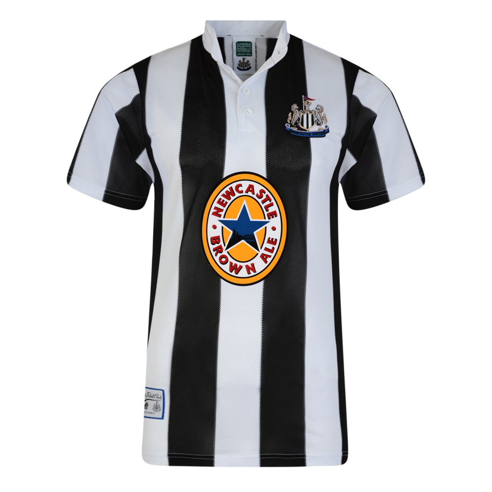 Bargain Newcastle United 1996 Retro Football Shirt Stockists