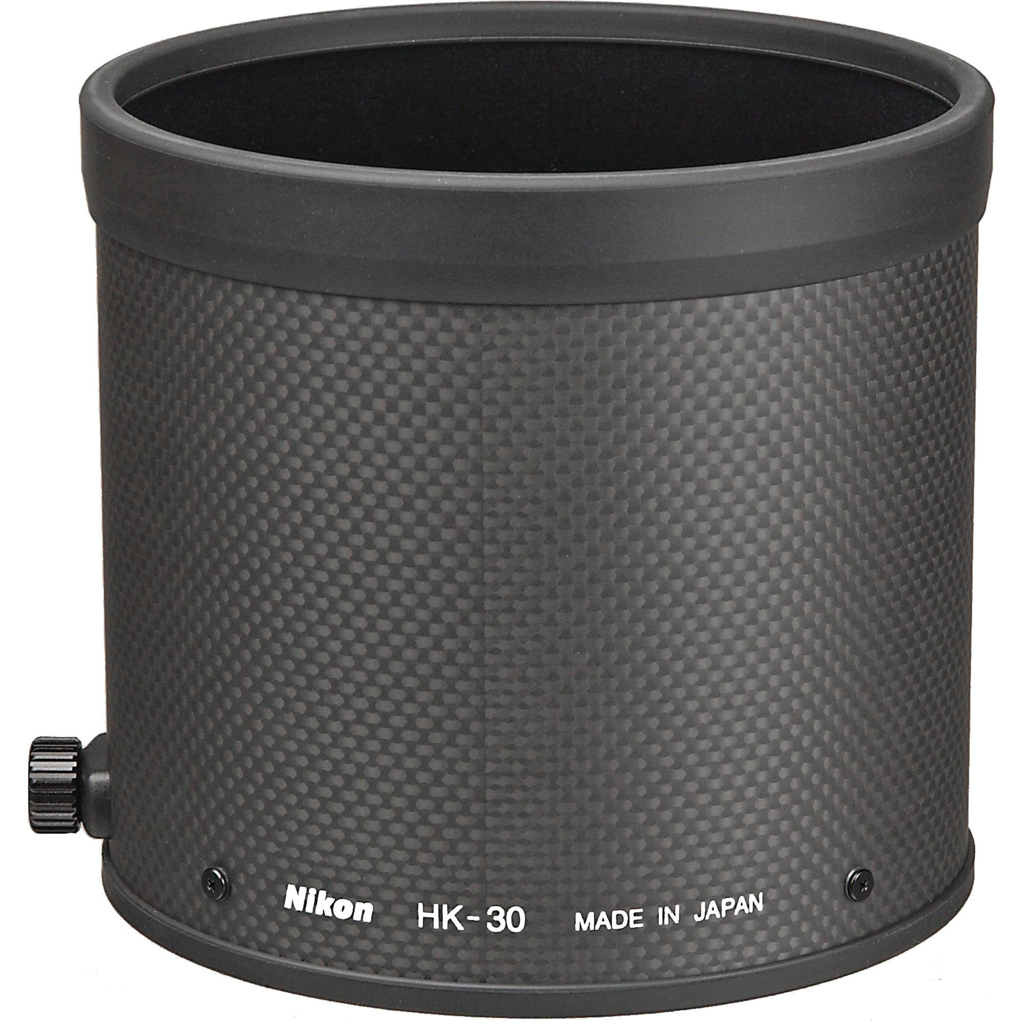 Bargain Nikon HK-30 Slip-on Lens Hood for AF-S200-400 VR Stockists