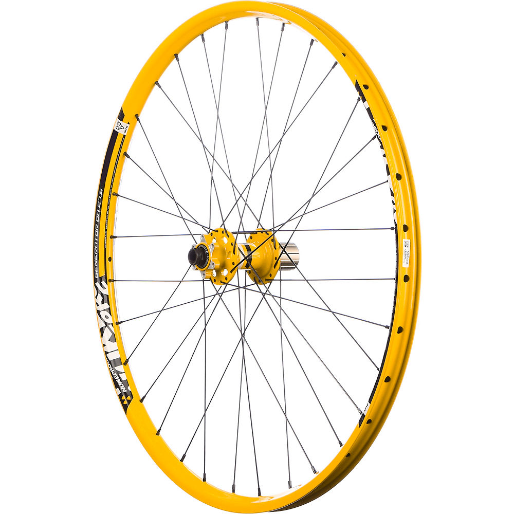 Stockists of Nukeproof Generator DH TCS Rear Wheel - 150x12mm 2016