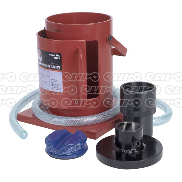Bargain OFC1 Oil Filter Crushing Unit Stockists