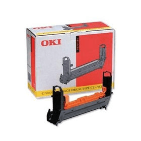 Bargain OKI 41962805 Original Yellow Drum Unit Stockists