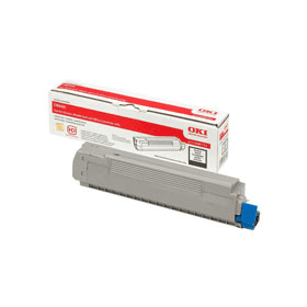 Bargain OKI 43487712 Original Black Toner Cartridge Stockists