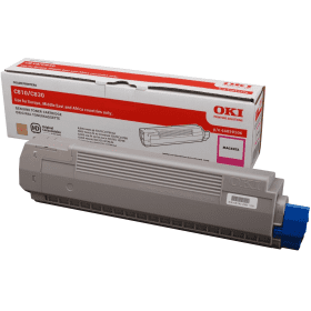 Bargain OKI 44059106 Original Magenta Toner Cartridge Stockists