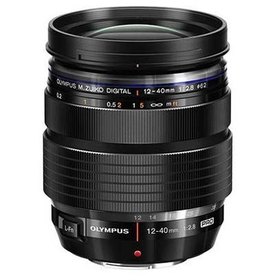 Bargain Olympus 12 40mm f2.8 M.ZUIKO PRO Micro Four Thirds Lens   Black Stockists