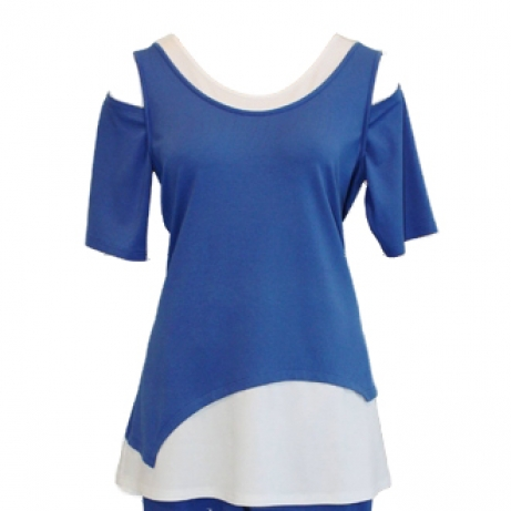 Bargain Open Shoulder Tunic Top Stockists