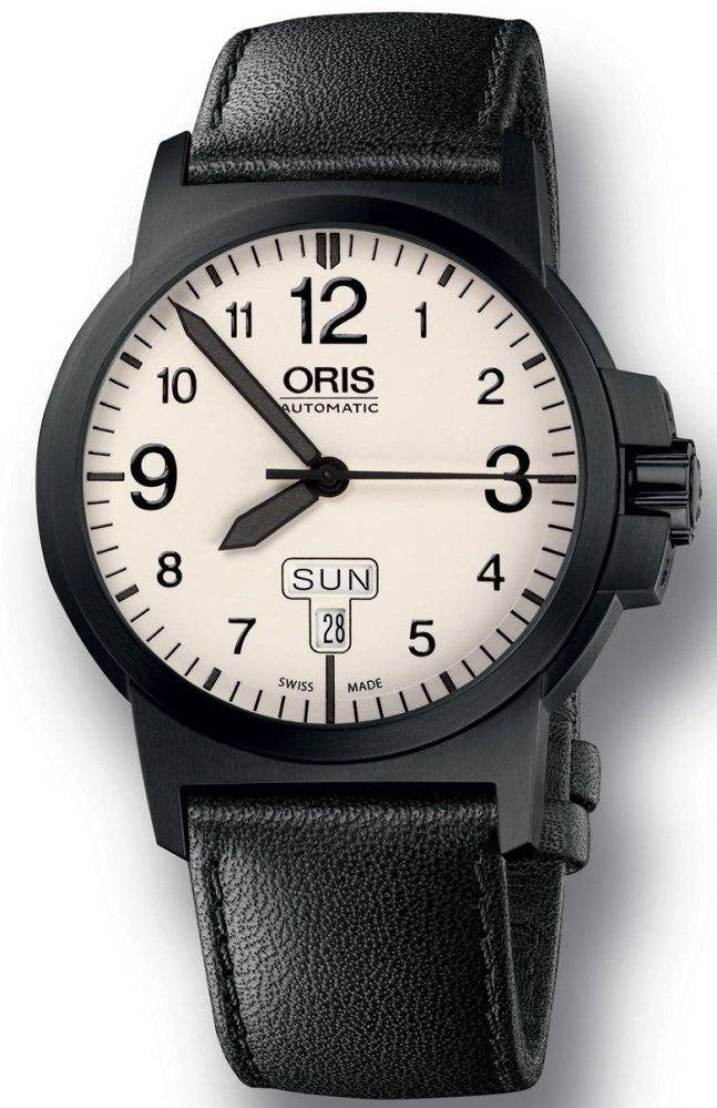 Bargain Oris BC3 Advanced Day Date D Stockists