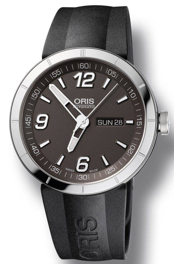 Bargain Oris Watch TT1 Rubber D Stockists