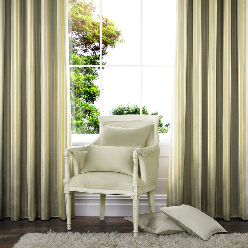 Stockists of Oyster Ambleside Made to Measure Curtains