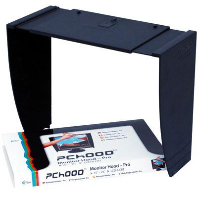 Bargain PChOOD Monitor Hood   Pro Stockists