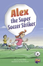 Bargain PM Emerald: Alex The Super Soccer Striker (PM Guided Reading Fiction) Level 25 Stockists