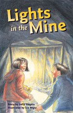Bargain PM Emerald: Lights in the Mine (PM Plus Storybooks) Level 26 x 6 Stockists