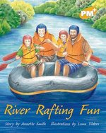 Bargain PM Gold: River Rafting Fun (PM Plus Storybooks) Level 21 x 6 Stockists