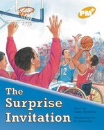 Bargain PM Gold: The Surprise Invitation (PM Plus Storybooks) Level 21 x 6 Stockists