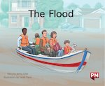 Bargain PM Green: The Flood (PM Storybooks) Level 14 x 6 Stockists