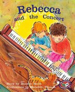 Bargain PM Orange: Rebecca and the Concert (PM Storybooks) Level 16 x 6 Stockists