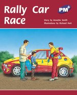 Bargain PM Purple: Rally Car Race (PM Plus Storybooks) Level 19 x 6 Stockists