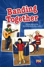 Bargain PM Ruby: Banding Together (PM Guided Reading Fiction) Level 28 Stockists