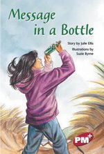Bargain PM Ruby: Message in a Bottle (PM Plus Chapter Books) Level 27 Stockists
