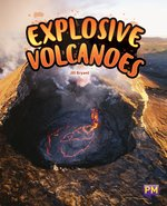 Bargain PM Sapphire: Explosive Volcanoes (PM Guided Reading Non fiction) Level 30 Stockists