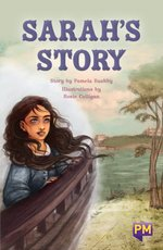 Bargain PM Sapphire: Sarah's Story (PM Guided Reading Fiction) Level 29 (6 books) Stockists