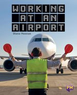 Bargain PM Sapphire: Working at an Airport (PM Guided Reading Non fiction) Level 29 Stockists