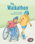 Bargain PM Silver: The Walkathon (PM Storybooks) Levels 23, 24 x 6 Stockists