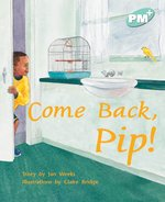 Bargain PM Turquoise: Come Back, Pip (PM Plus Storybooks) Level 17 x 6 Stockists